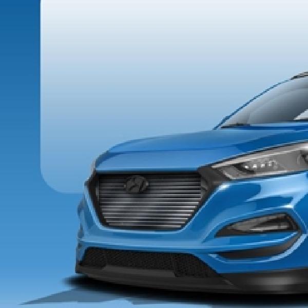 Hyundai Tucson 700 HP Karya Tuner Bisimoto Akan Meriahkan SEMA Auto Show 2015
