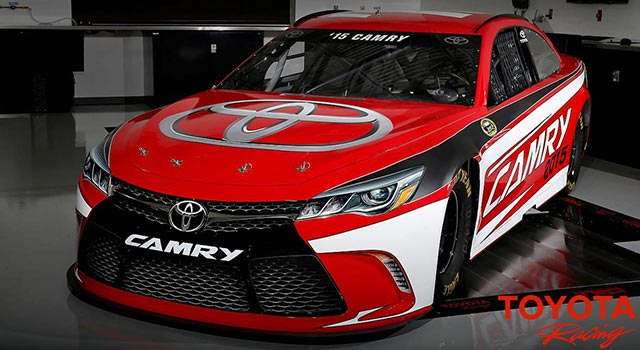 Toyota Camry 2015 NASCAR Sprint Cup Series