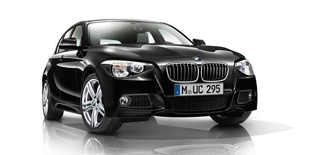 BMW Seri 1 Edisi DTM Sport