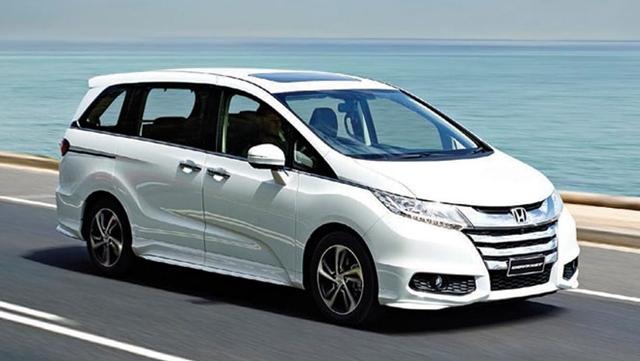 Honda All New Oddysey