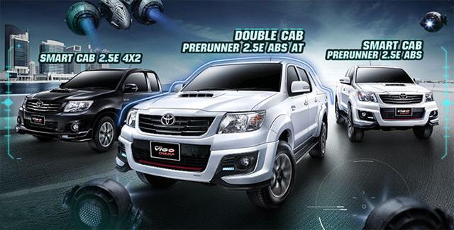 Toyota Fortuner Dan Hilux Trd Sportivo Terbaru