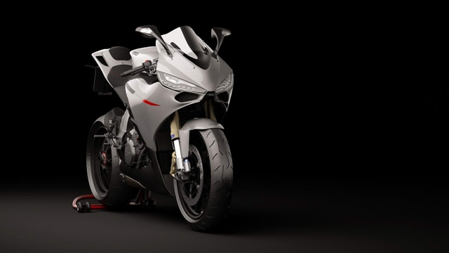 Audi Ducati Supersport R10