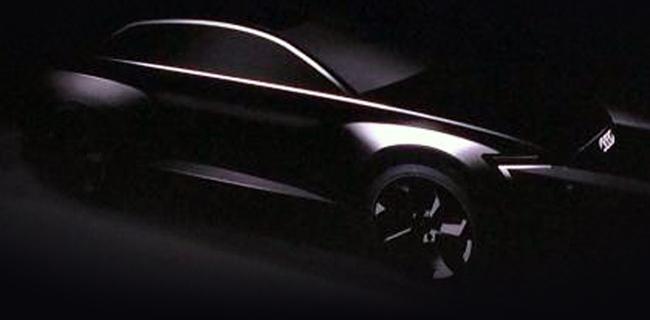 Audi e-tron quattro pure EV concept