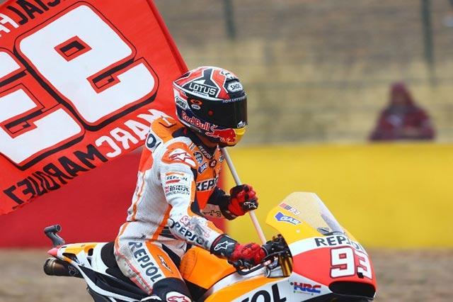 Marquez Di MotoGP