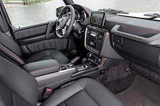 Mercedes G-Class Edisi 35