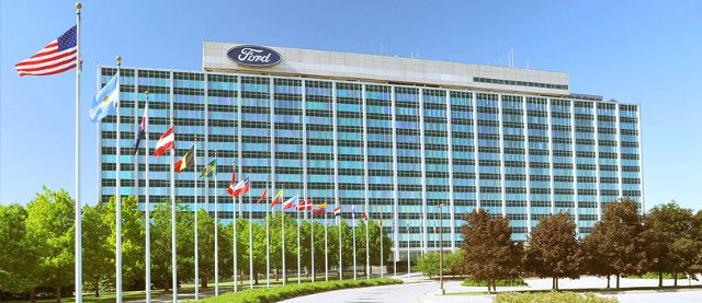 Ford Motor Company, Dearborn, Michigan, US