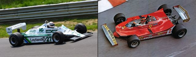 Formula 1 era 1980-an