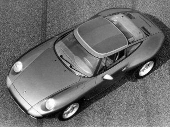 Porsche Panamericana era tahun 1989