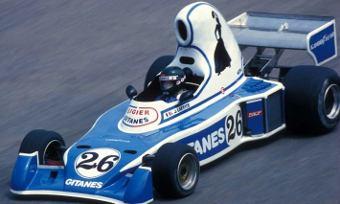 LIGIER JS5 - 1976