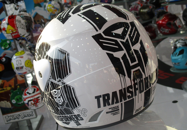 Helm GM Evolution Transformers Dan My Melody