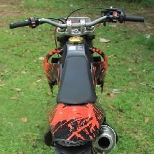 Kawasaki KLX150 Supermoto