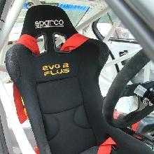Racing bucket Sparco