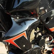 Bodi custom Honda CBR600