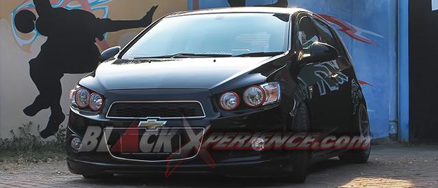 Chevrolet Aveo Stancelovers Gaya Anak Kampus Blackxperience