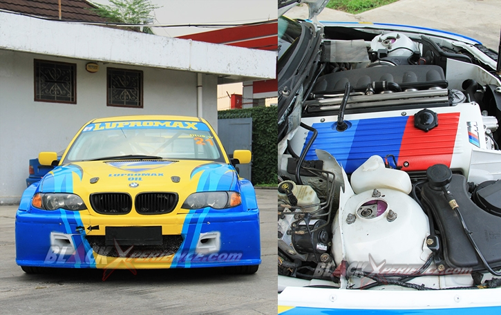 Modifikasi BMW E46