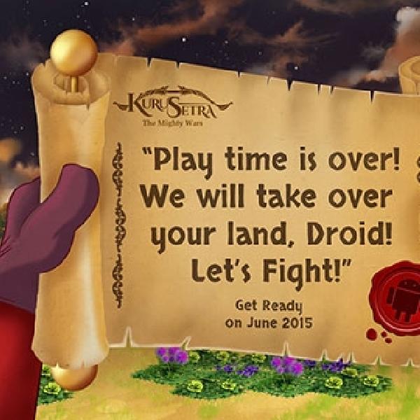 Game Kurusetra di Android Kaya Fitur dan Game Play