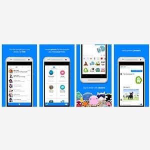 Facebook Messenger Untuk Android 4.0 Dilengkapi Fitur Voice Calling