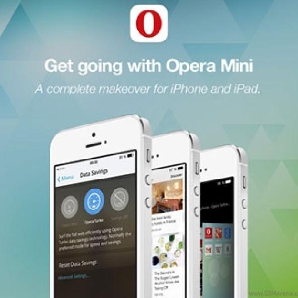 Opera Suguhkan Update Komplit Perambah Opera Mini Versi iOS