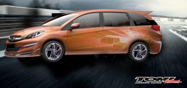 Modifikasi Honda Mobilio